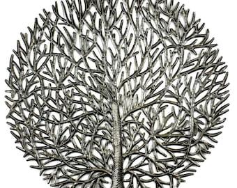 20 Inch Fine Tree Of Life- CROIX DES BOUQUETS
