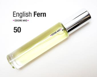 English Fern Eau de Cologne OM No 50 (perfume spray)