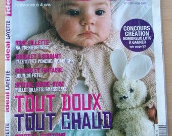 PERFECT newborn to 4 years knitting catalog - REF. 129