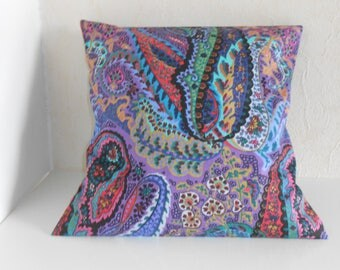 Cushion cover 40 X 40 cm fabric print 2