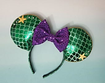 Under the Sea inspired Ears