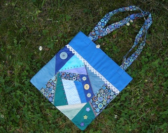 Patchwork/Quilting tote bag
