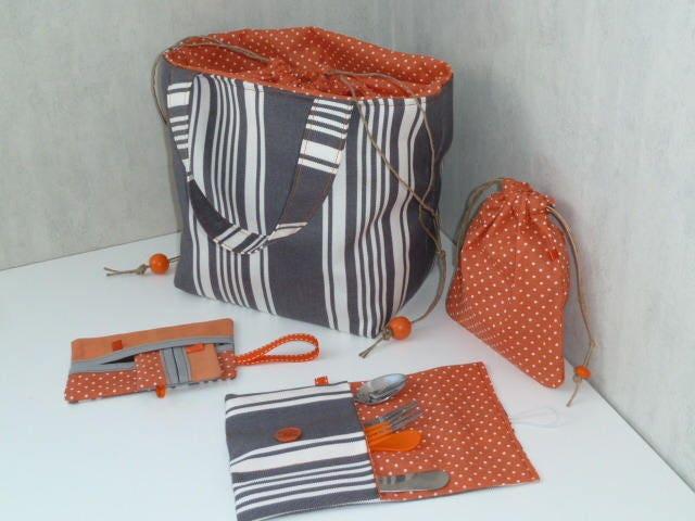 sac pique nique toile matelas et ses accessoires. Black Bedroom Furniture Sets. Home Design Ideas