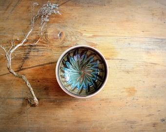 Mini Bowl handmade - ceramic of Horezu