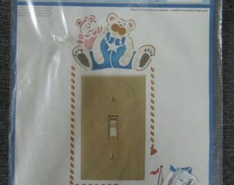 American Traditional Stencils stencil to switch # SP - 706