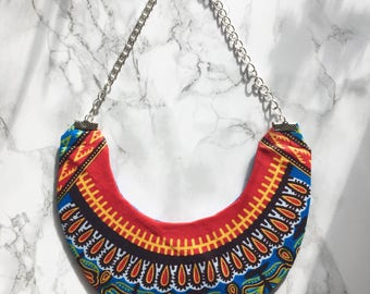 Handmade Colorful African Style Necklace