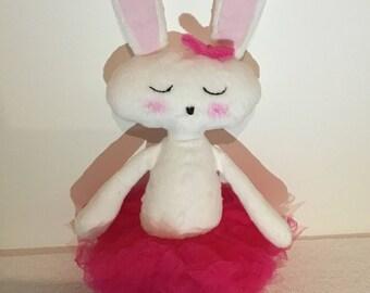 Plush Bunny doll