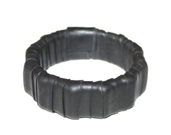 Bracelet inner tube and plastic recycled