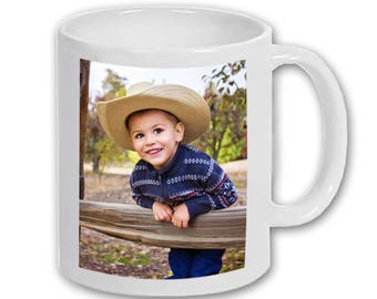 Mug personalized with your photo gift idea