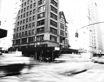 Rush Hour  | New York | Taxi