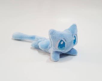 Pokemon Tiny shiny Mew custom plush - to be made