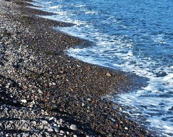 Jasper Beach- fine art nature photograph
