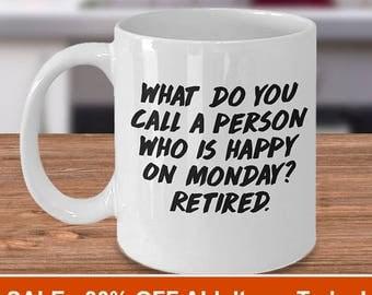 retirement coffee mug, retirement gift, retired mug, retirement gifts, retirement mug,retirement glass, retirement mug, retirement gift idea