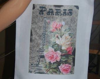 EIFFEL Tower PARIS bag Tote