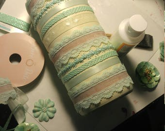 Custom wedding centerpieces