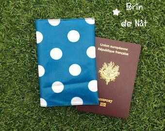 Passport coated cotton