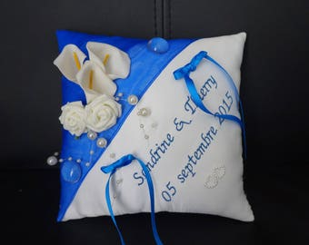 Royal Blue cushion