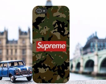Camoflage Camo Pattern Army Soldiers Hard Plastic Phone Case Cover For iPhone and Samsung Models