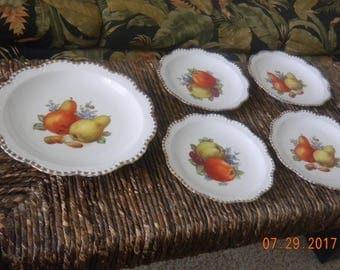 Set of vintage chinaware made by SCHWARZENHAMMER