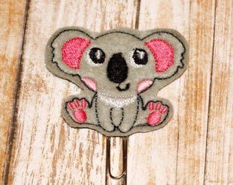 Koala Planner Clip or book mark
