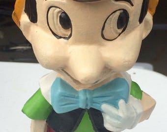 Disney Pinocchio Cast Iron Bank