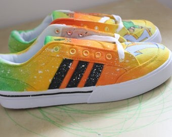 Custom Shoes Adidas Custom Any Theme