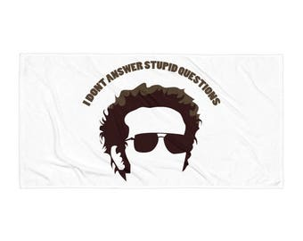 Hyde - That 70s Show - Towel