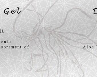 Divine Hair Gel - Loc & Twist - Natural Hair