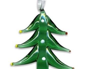 "Pendant ""tree"" Christmas 62 mm"