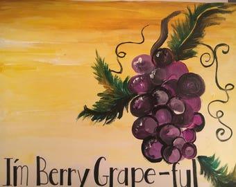 Berry Grape-ful