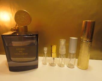 Aedes de Venustas - Iris Nazarena 1-10ml travel samples, niche perfume