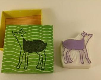 stamp handmade DOE