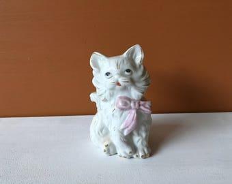 China- Small Cat figurine