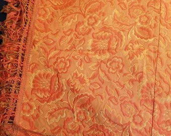 Vintage 1970s Bedspread / Coverlet / Bed Cover / Blanket ~ Fashion Manor by Penneys.