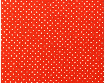 Polka dots - Red
