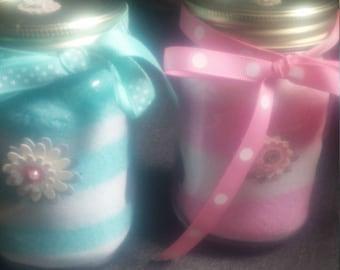 luxury Lavender or Perky peppermint bath salts