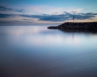 "Photograph of original Art ""Fullness"" - photo, ocean, ocean, minimalist, tag, zen"
