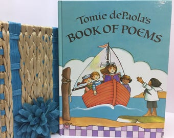 Tomie dePaola's Book Of Poems published 1988
