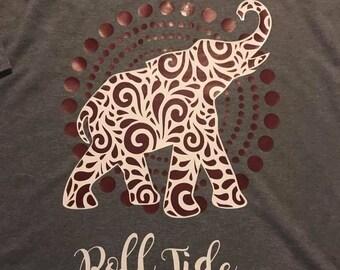 Alabama Roll Tide shirt