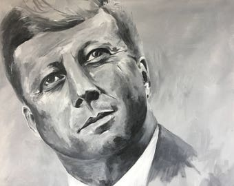 JFK Greats: Unfinished Works #3