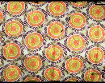 "coupon ""target"" African wax fabric"