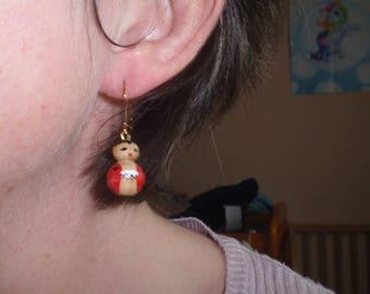 Punkin earrings