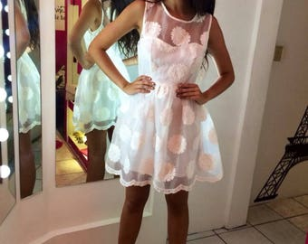 Communion Time Dress by Auténtica Boutique