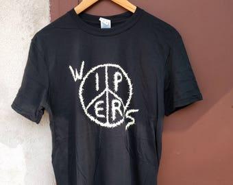 Wiper T-Shirt (nirvana, rock, punk, grunge, seattle)