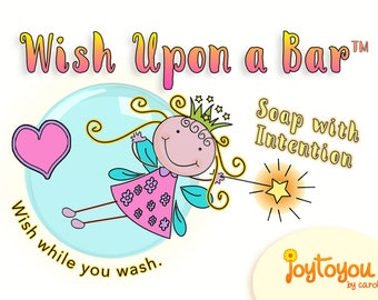 Wish Upon a Bar: Soap with Intention
