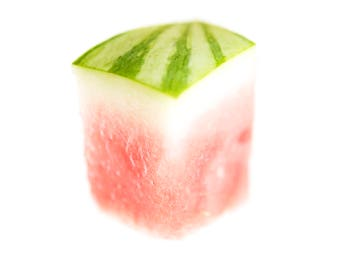 Watermelon, photographic print