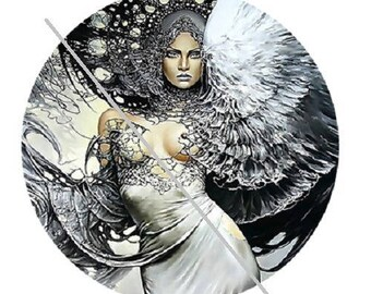 25mm, beautiful goddess, fairy, strength, energy