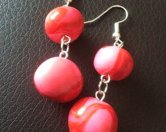 Earrings 2 balls for various occasions!