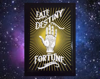 Fate, Destiny & Fortune Tarot Readings - 1 or 3 Cards