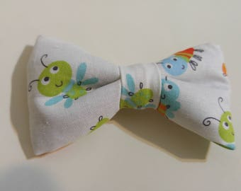 Cute bug bowtie for boys